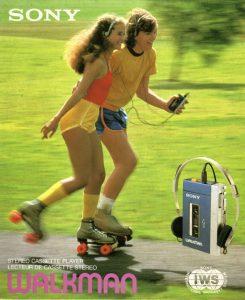 Walkman e Inovação